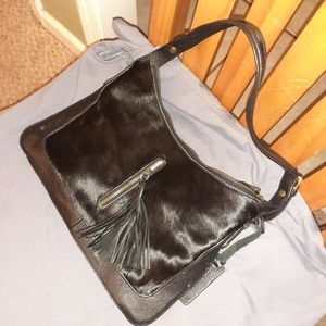Aqua Madonna shoulder bag